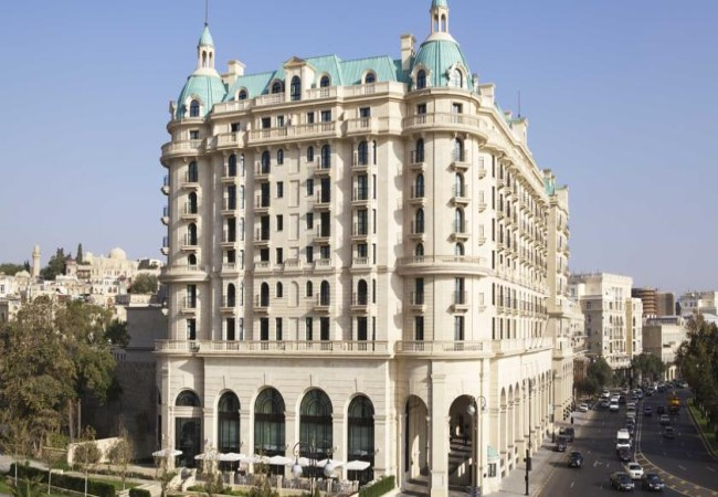 Hotel in Baku Four Seasons