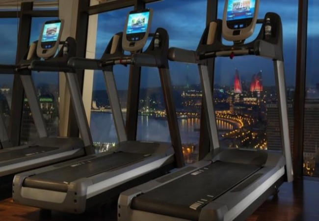 Hotel in Baku JW Marriott Absheron