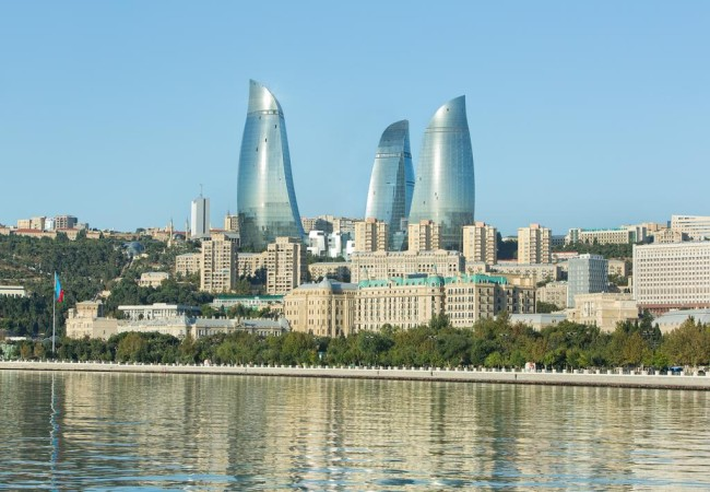 Fairmont Baku Flame Towers