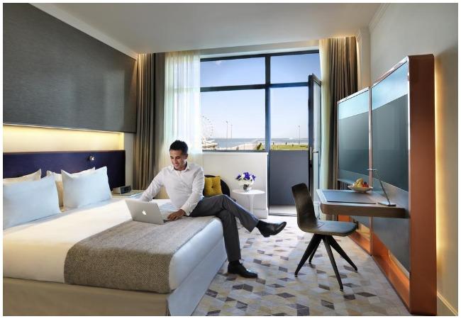 Hotel in Baku Intourist Hotel Baku Autograph Collection