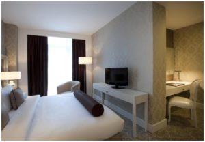 Hotel in Baku Qafqaz Baku City Hotel and Residences