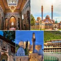 Tourism places in Azerbaijan