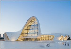 Baku city tour;