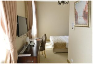 Hotel in Gabala Qafqaz Karvansaray
