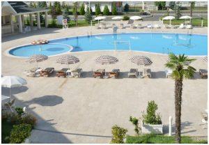 Hotel in Gabala Qafqaz Sport