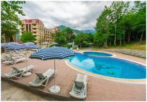 Hotel in Sheki Marxal Resort & Spa
