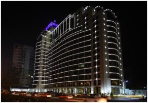 4 Star Hotel in Baku www.azeritravel.az