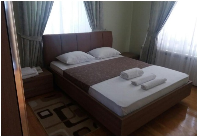 4 Star Hotel in Sheki
