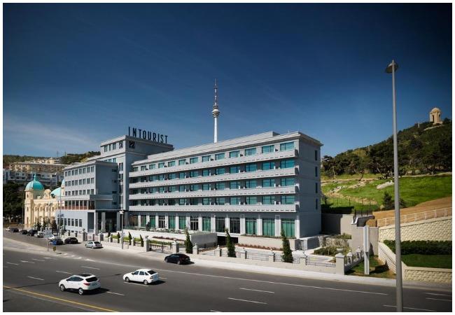 5 Star Hotel in Baku