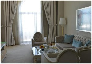 5 Star Hotel in Gabala
