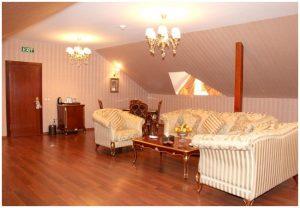 5 Star Hotel in Shaki