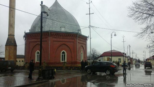 Juma Mosque in Quba