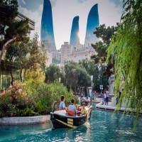 Azerbaijan as a tourism destination