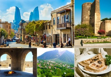 tour packages in Azerbaijan
