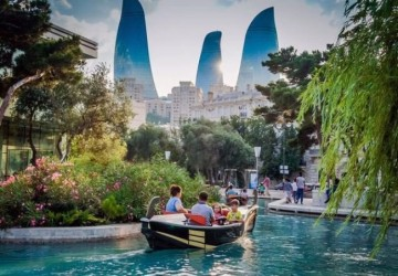 4 days/3 nights tour package in Azerbaijan
